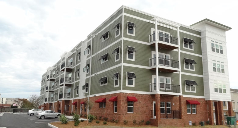 Luxury Apartments in Virginia Beach